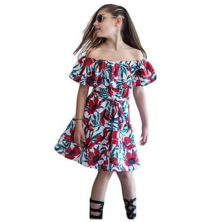 65eab7677382d Açık Elbiseler Kız Çocuk Giyim - n11.com