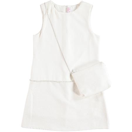 369c2006cd044 Missiva Kız Çocuk Elbise 10-13 Yaş Ekru - n11.com