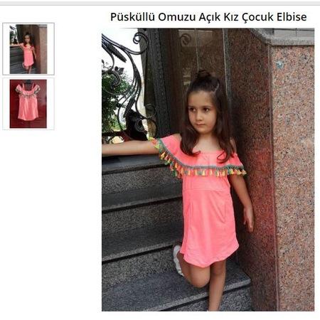 953198c418240 Acik Elbise Kız Çocuk Giyim - n11.com