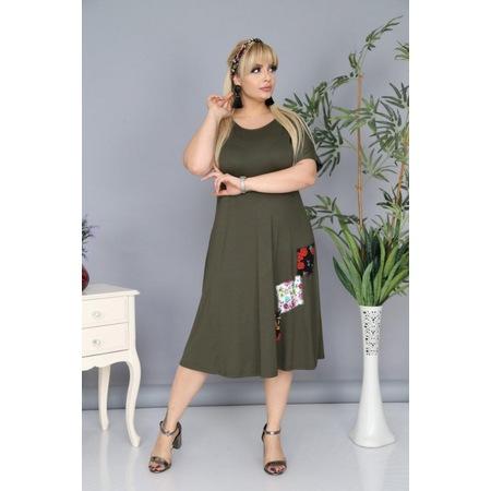 5fab8c815beb5 2019 Büyük Beden Elbise & Tulum Modelleri - n11.com