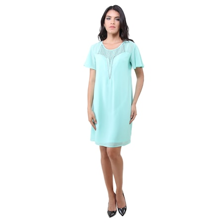 416a67ce09b6e Şık Gece Elbisesi 2019 Elbise & Tulum Modelleri - n11.com