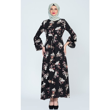 0765d4aab7f25 Ispanyol Kol 2019 Elbise Modelleri & Fiyatları - n11.com