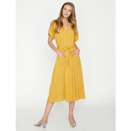 d4c1112c8d027 Koton 2019 Elbise Modelleri & Fiyatları - n11.com