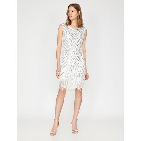 24285a83d8386 Koton 2019 Elbise Modelleri & Fiyatları - n11.com
