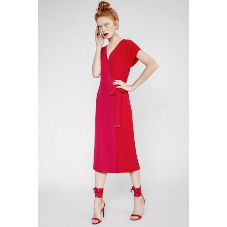 b1b7649568c33 Fusya Elbise 2019 Elbise & Tulum Modelleri - n11.com - 5/6