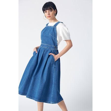 19920f63f2653 Kot Pantolon 2019 Elbise & Tulum Modelleri - n11.com - 12/13