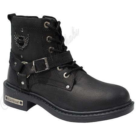 Darkwood 6906 Günlük Rahat KIŞLIK Erkek Ayakkabı Bot