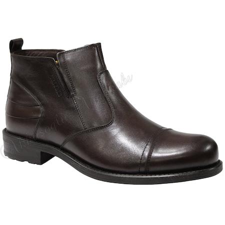 Greyder 62211 Günlük Rahat Klasik Hakikideri Erkek Ayakkabı Bot CRMSKD