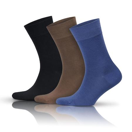 Sezonlu Sezonsuz Erkek Çorapları