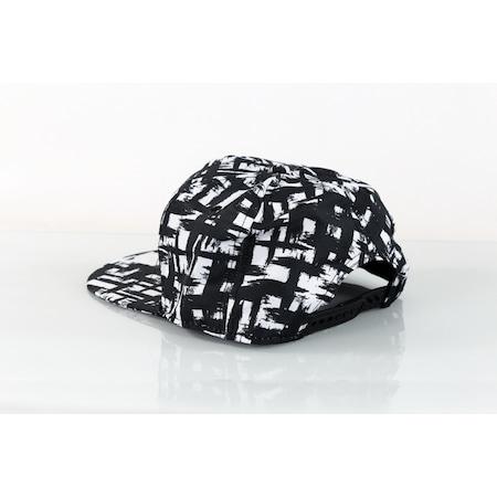 Boyama Siyah Beyaz Full Cap Unisex şapka N11com