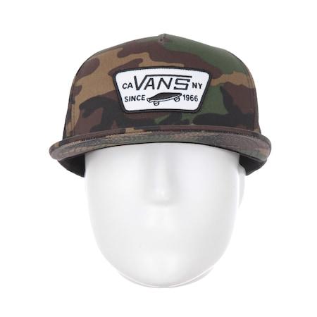 e5b3fb126f N000qpu97ı1-r Vans Full Patch Snapback Erkek Şapka Yeşil - n11.com