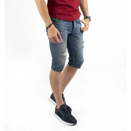 25eeec451a889 Slimfit Erkek Pantolon 2019 Erkek Şort Modelleri - n11.com