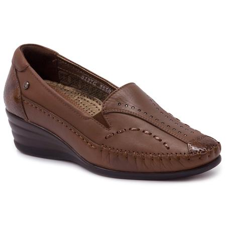 Forelli 3558 Taba Kadın Ayakkabı