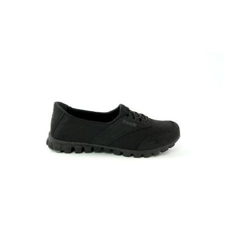 Forelli 60001-G Zenne Siyah Kadın Spor Ayakkabı