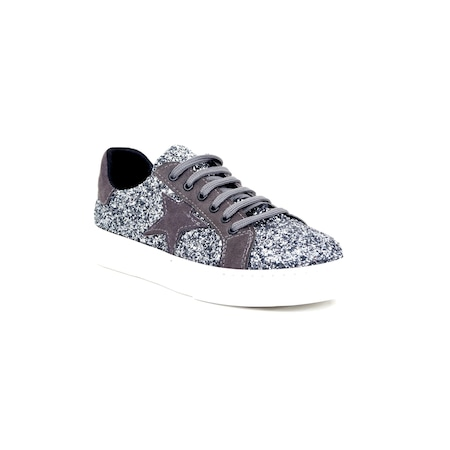 Gri Kadın Sneaker SG00150