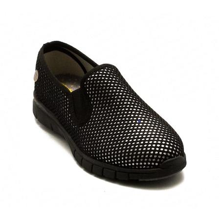 Mammamia D18YA-3870 Siyah Kadın Ayakkabı