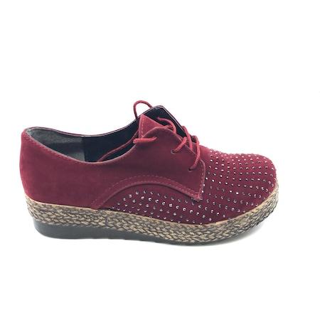 park moda taşlı 1501 pm hasır taban bayak ayakkabı 00446
