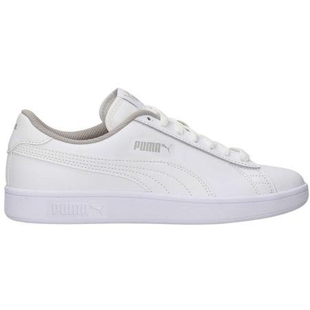 PUMA 36517002 Smash v2 L Jr Puma White