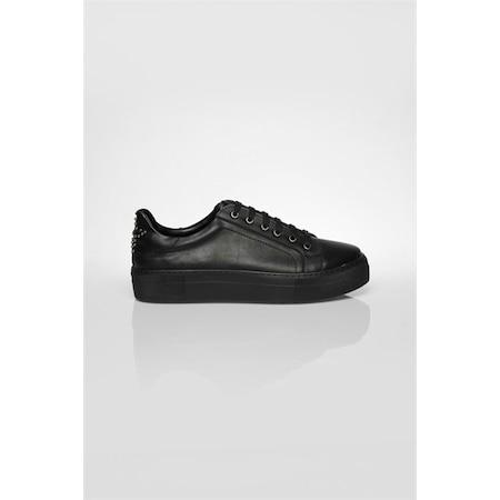 Ayakkabıhavuzu AYP479 Siyah Kadın Ayakkabı