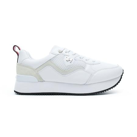 Tommy Hilfiger Dress City Kadin Beyaz Spor Ayakkabi Fw0fw04604 Fiyatlari Ve Ozellikleri