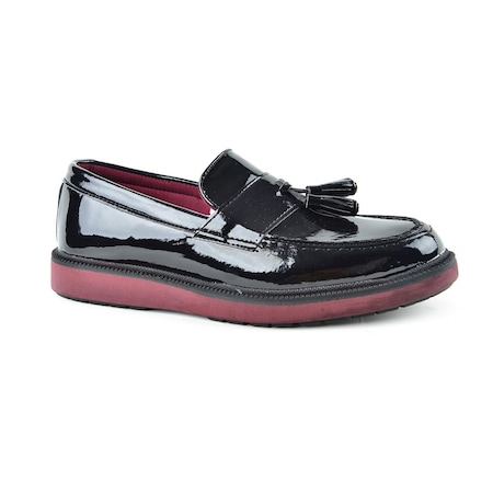 Bora Gr Püsküllü Rugan Erkek Çocuk Klasik Ayakkabı