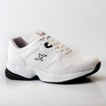 b56cf1f9845d8 Beyaz Siyah Erkek Yazlık Spor Ayakkabı - n11.com