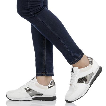 08c9be4253911 Butigo S1116 Beyaz Kadın Ayakkabı - n11.com