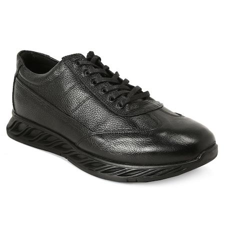 Hakiki Deri Taba Erkek Spor Ayakkabı