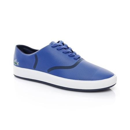 Lacoste Erkek Mavi Spor Ayakkabı