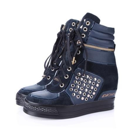 4ad8d78f979e Donna Karan - Dkny - Zip Wedge Sneaker - Ayakkabı