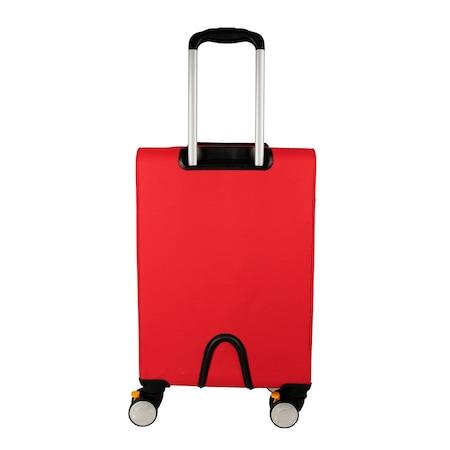 90fe5e9d25cde It Luggage Kabin Boy Valiz It2228-s Kırmızı - n11.com