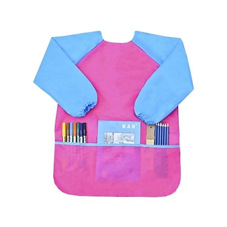 Anaokulu Kreş Kız çocuk Boyama önlüğü N11com