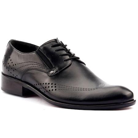 Alaca 2229 Günlük %100 Deri Neolit Taban Klasik Erkek Ayakkabı