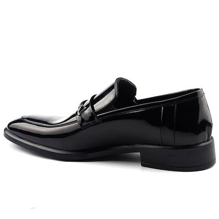 Ayakland 6005 Günlük %100 Deri Termo Taban Erkek Klasik Ayakkabı