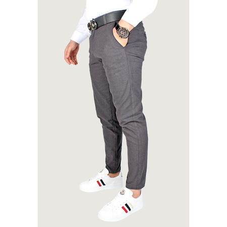 124d847b5c46b Pantolon Erkek 2019 Erkek Klasik Pantolon Modelleri - n11.com - 13/41