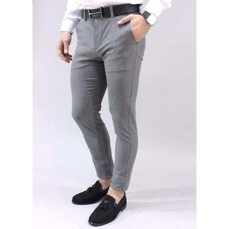 1eaac5de7cd4c 2019 Erkek Klasik Pantolon Modelleri - n11.com