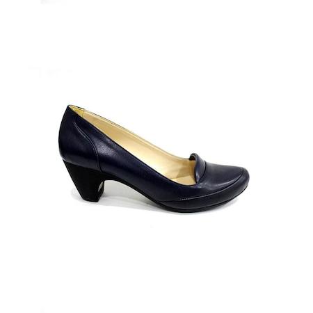 Nur Rose 7810 Kadın Topuklu Ayakkabı