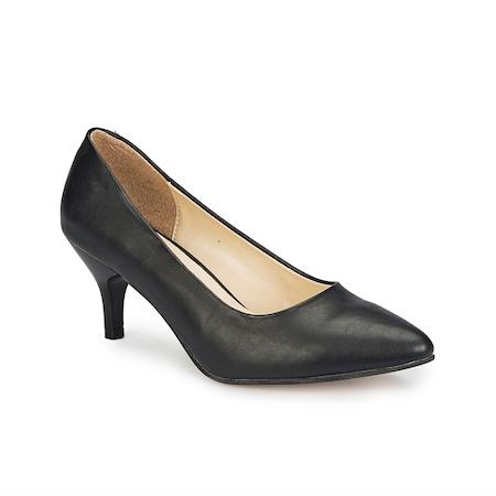 Polaris 71.310194.z Siyah Kadın Basic Dress