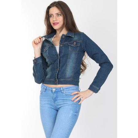eea3528e03891 2019 Bayan Kot Ceket Modelleri & Fiyatları - n11.com - 14/15