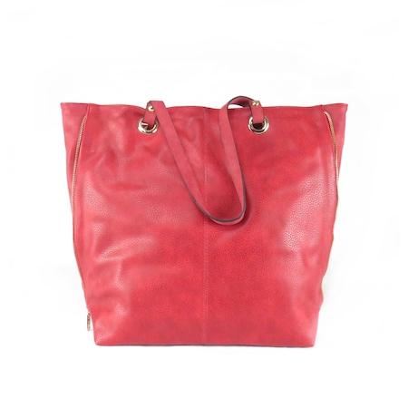 78ae3527673a4 Kırmızı Bayan Kol Çanta B-0193 - n11.com