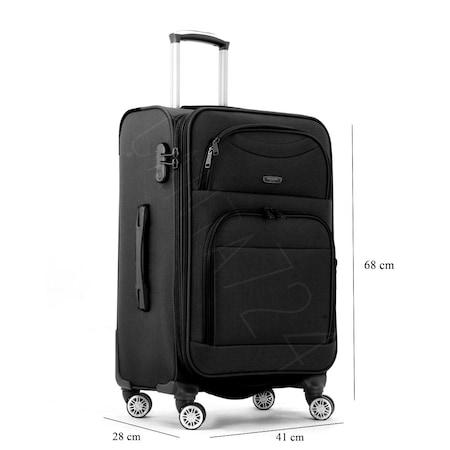 2b2e21250b79d Orta Boy Valiz & Bavul Modelleri & Fiyatları - n11.com