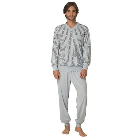 7aaf7d799b4e6 Xxl Erkek Pijama & Sabahlık Modelleri - n11.com - 3/3