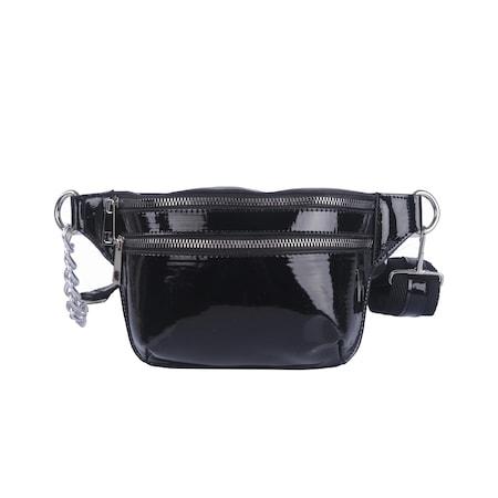 ac782e25a7d25 Siyah Rugan Çantalar 2019 Bayan Çanta Modelleri & Fiyatları - n11.com