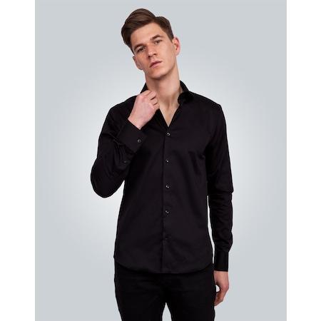 Tudors Erkek Klasik Gömlekler: Yumuşak, Rahat ve Stil Sahibi