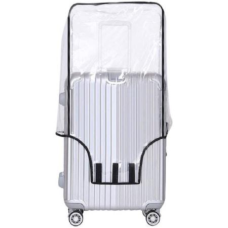 b1071a30abef4 Mybag Şeffaf Pvc Valiz Kılıfı M - n11.com