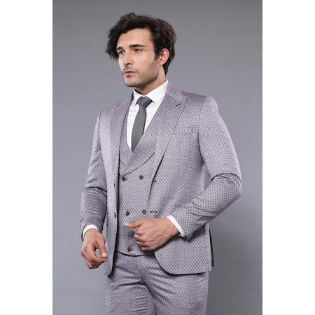2198bbd6d33a7 Takim Elbiseler 2019 Erkek Takım Elbise Modelleri - n11.com - 28/50