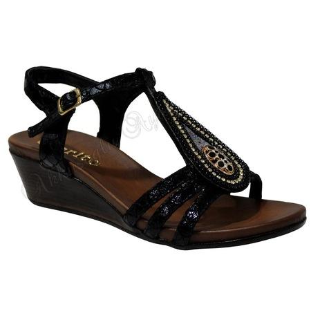 Caprito 5004 Bayan Rahat Terlik Sandalet Ayakkabı