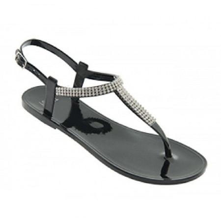 Twıgy Tw Elite Siyah Sandaletd0801 twku