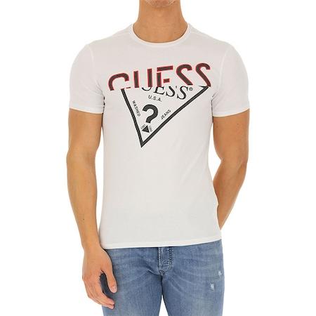 Guess Erkek Tişört ve Atlet Seçenekleriyle Tarzınızı Yaratın