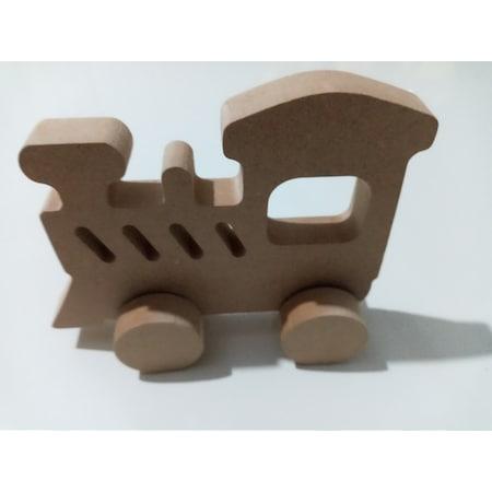 Ahsap Tren Boyama Oyuncagi N11 Com